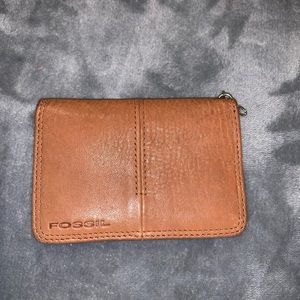 Small Fossil Wallet